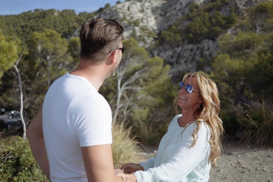 Als Hochzeitsvideograf für Imagefilm auf Mallorca